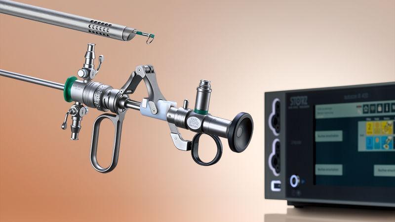 Современная гистерорезектоскопия