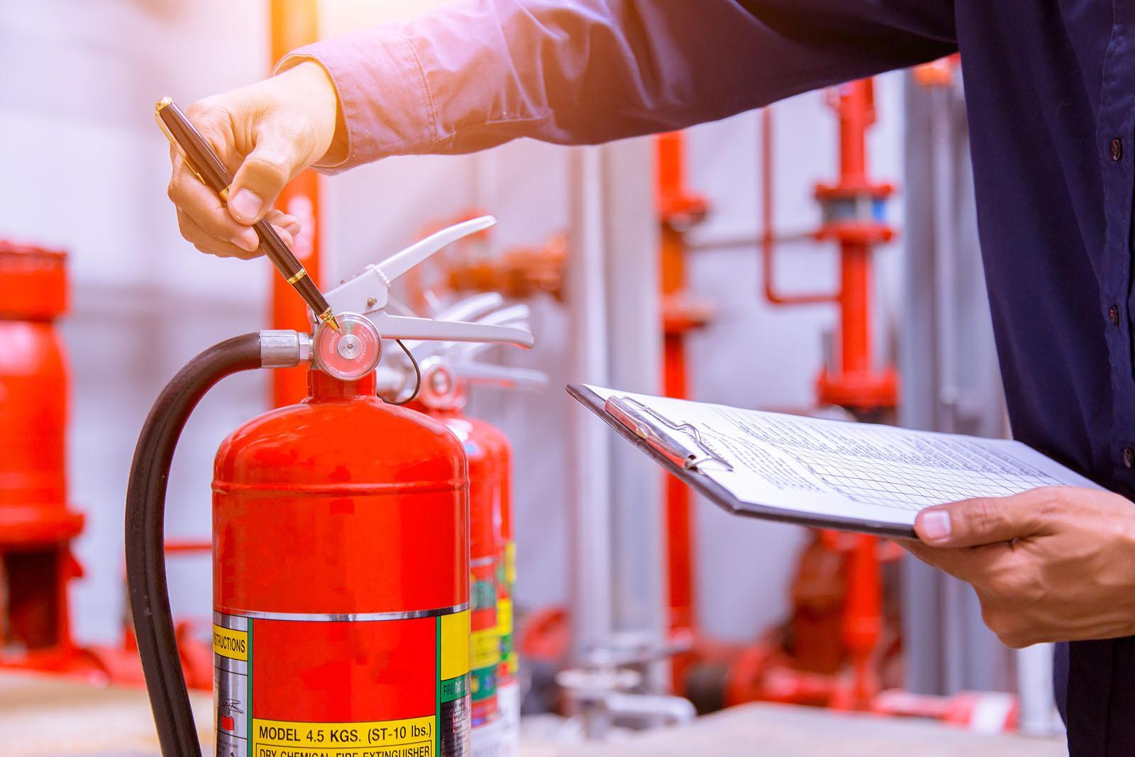 Основные изменения в законодательстве по пожарной безопасности: 2021 год.