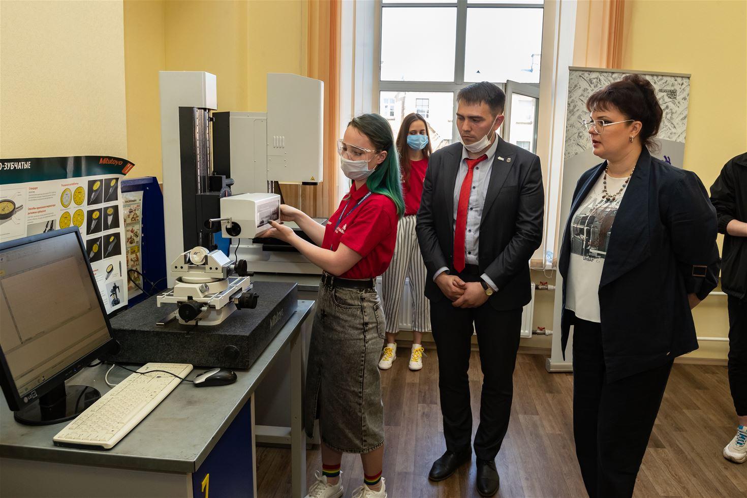 Ко дню метрологии в Санкт-Петербурге открыли инновационную лабораторию
