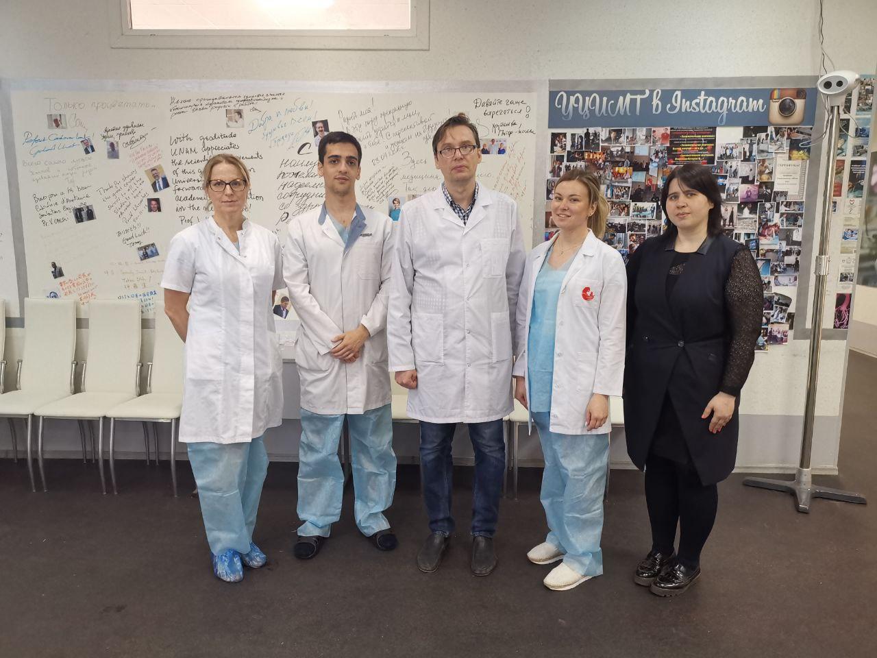 «Практическая гистерорезектоскопия» - один из самых практических курсов нашей Академии состоялся в РНИМУ им. Н.И. Пирогова. Два дня очного обучения для специалистов в области гинекологии