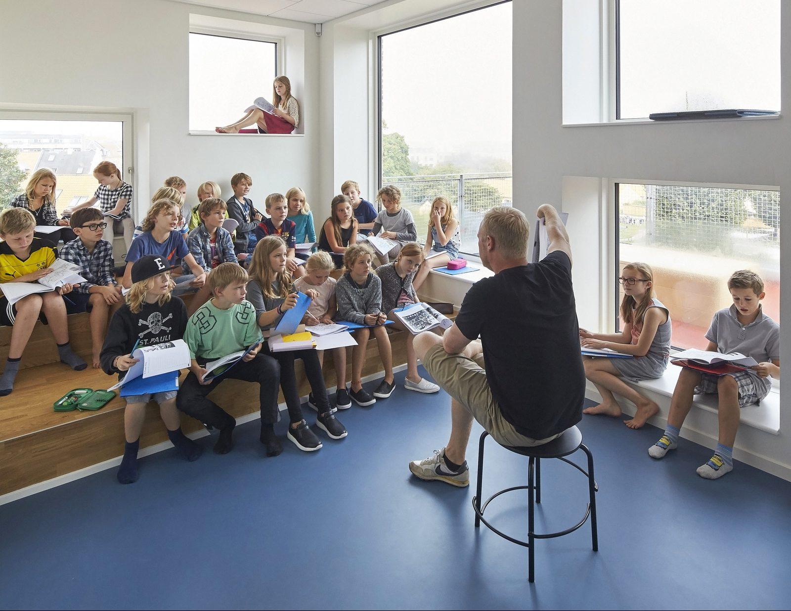 Почему датские школьники самые счастливые в мире?