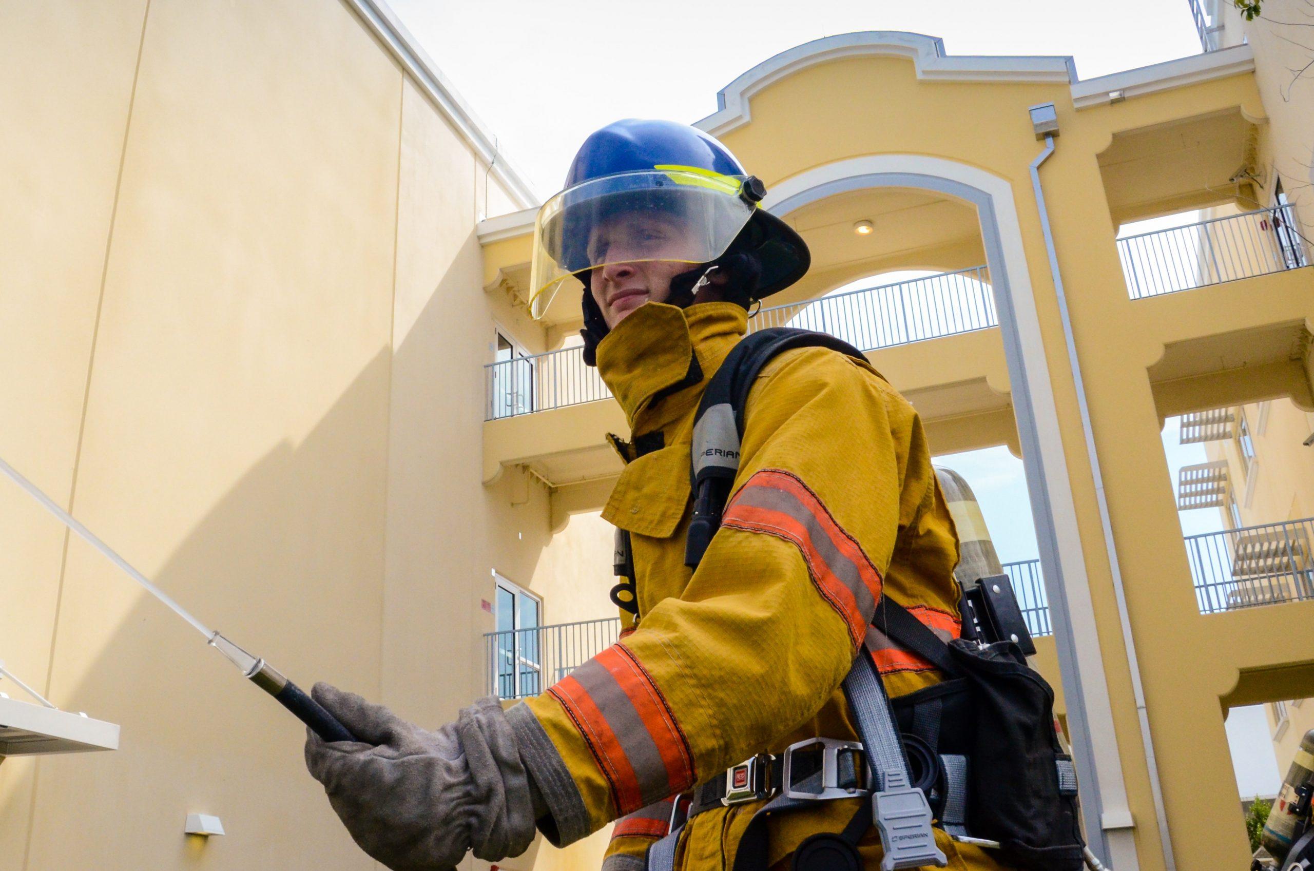 Квалификационные требования к ответственным за пожарную безопасность