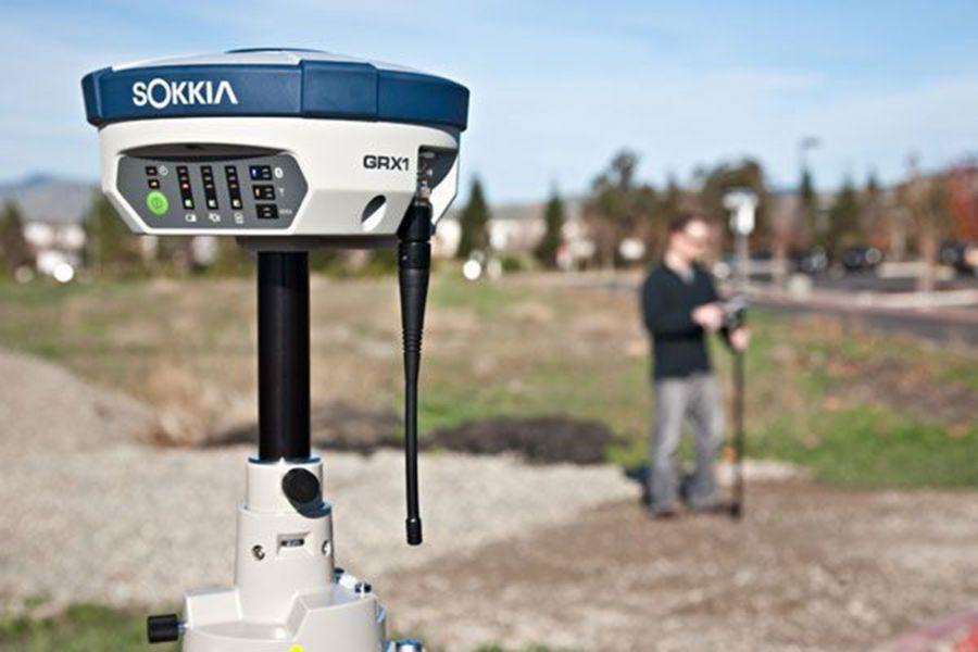 Использование ГНСС (ГЛОНАСС/GPS) оборудования Sokkia для сбора пространственной информации