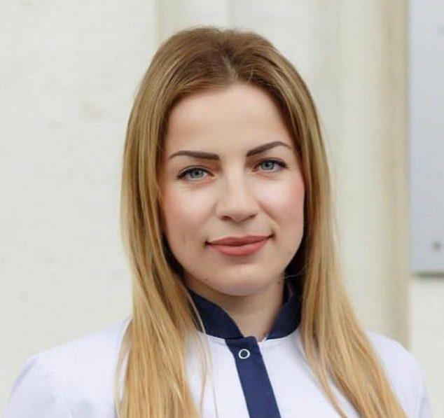 Ирина Анатольевна Меленчук, акушер-гинеколог