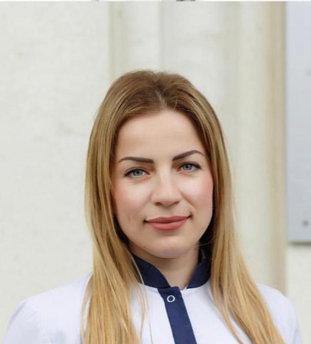 Ирина Анатольевна Меленчук