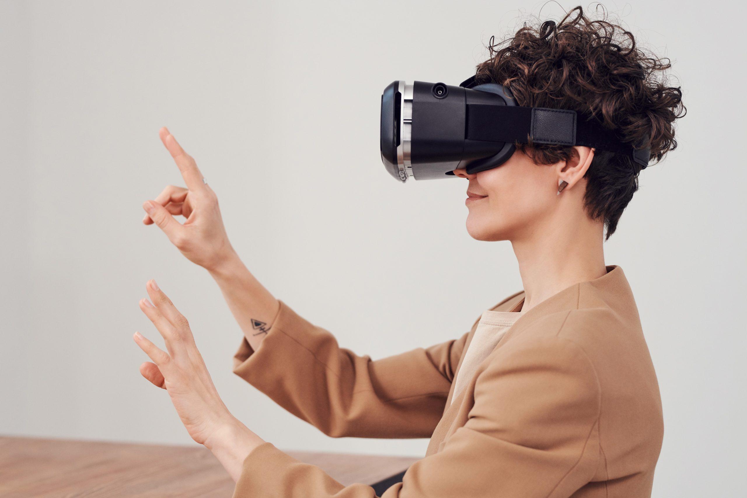 В Пироговском Центре будут снимать боль с помощью VR-технологий