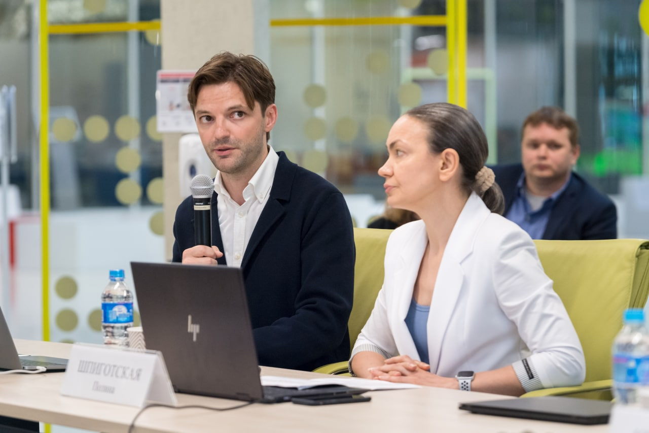 В Сколково презентовали инновационный инструмент для здравоохранения от Data MATRIX