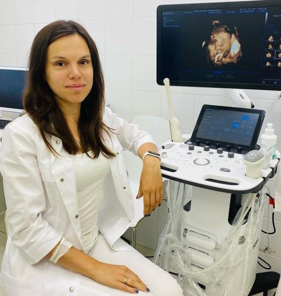 Лариса Орлова, акушер-гинеколог, детский гинеколог, врач УЗИ
