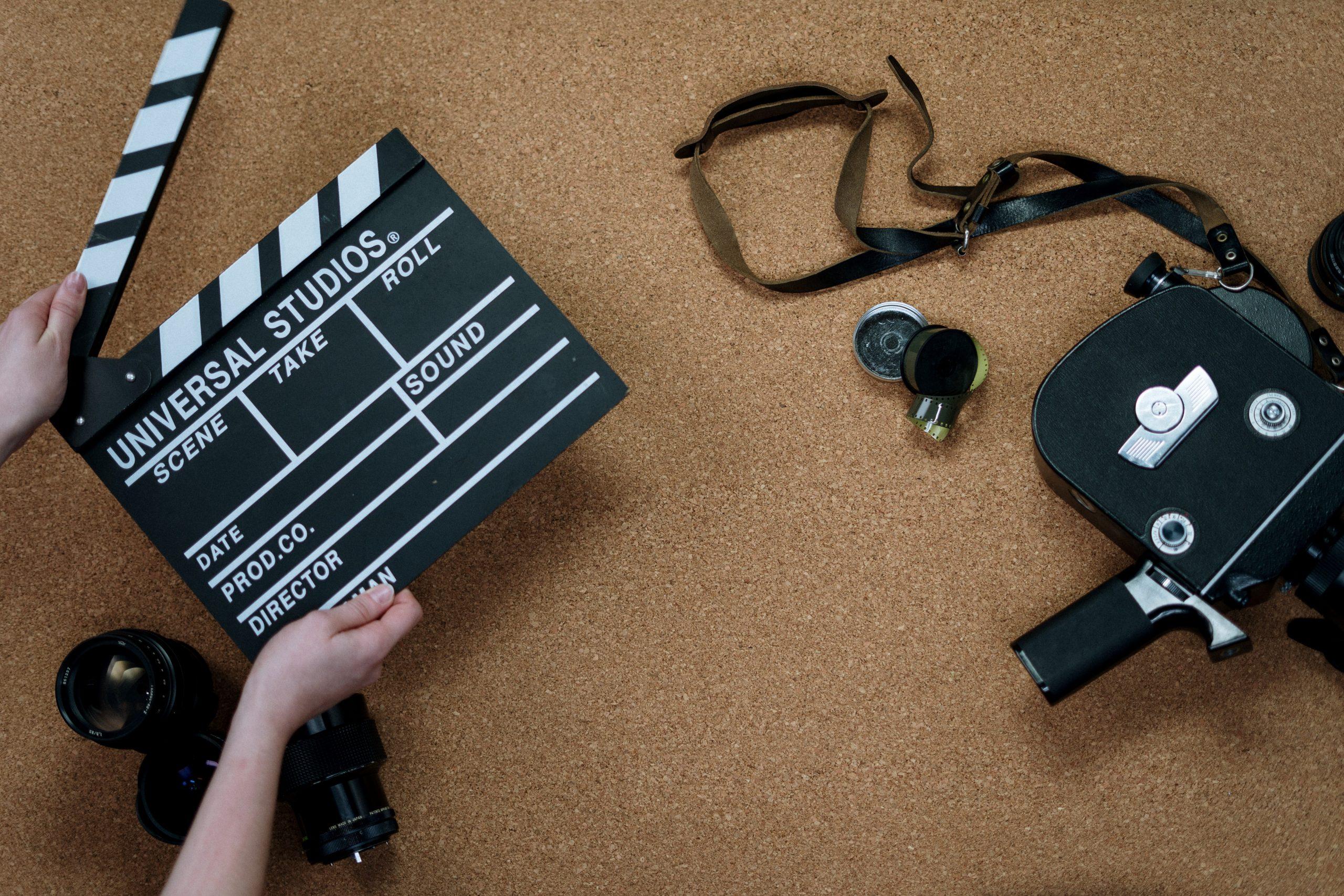 Школьники познакомятся с историей кино на «Культурном марафоне»