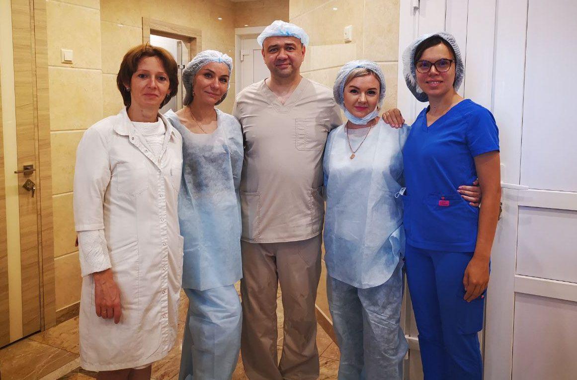 «Живая» хирургия на курсе АРИТ по гистерорезектоскопии