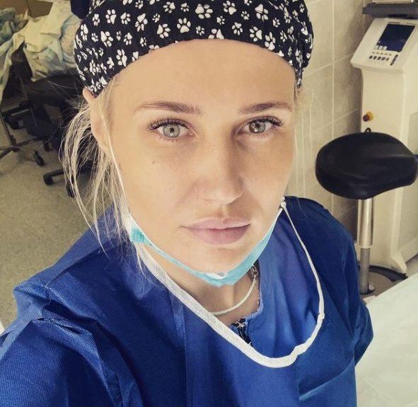 Ольга Зозуля, оториноларинголог